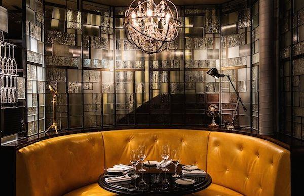 Interior of Bread Street Kitchen & Bar Gordon Ramsay Group