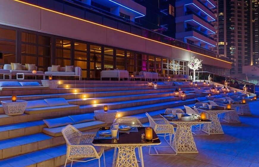 Siddharta Lounge By Buddha Bar exterior