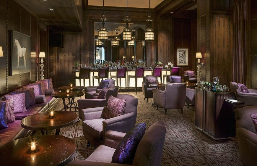 Drop in at a Lounge Bar When You Visit Dubai