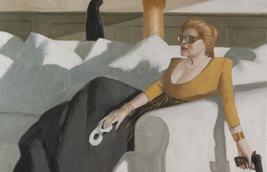 J.Campamento-y-Madrigales-Oil-on-Canvas