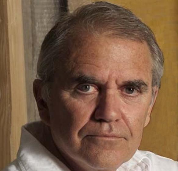 Mr Julio Larraz the Cuban artist