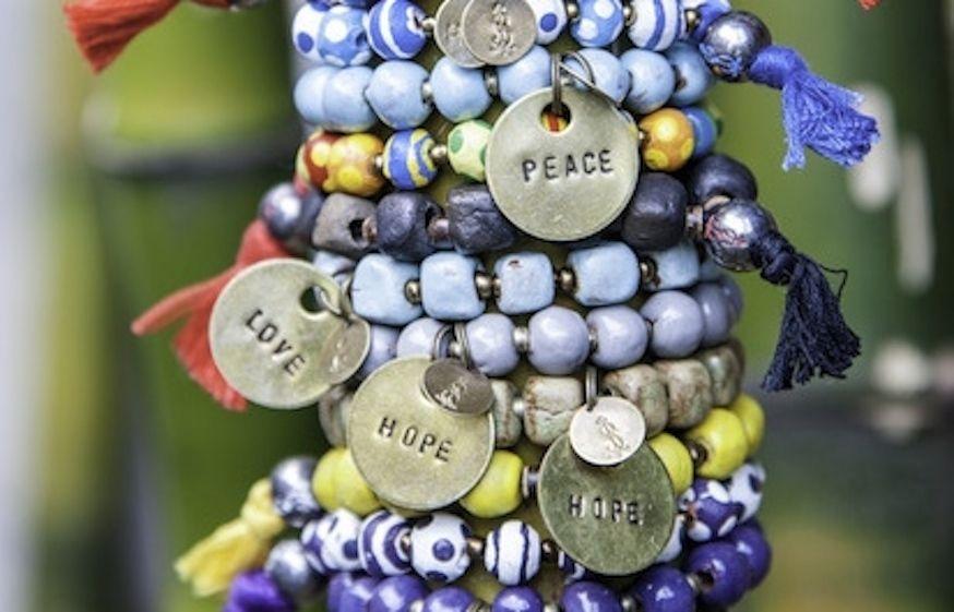 Save a Life in Haiti Via Handmade Jewelry
