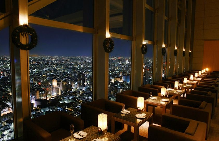 Enjoy a Stunning View When You Stay in Tokyo
