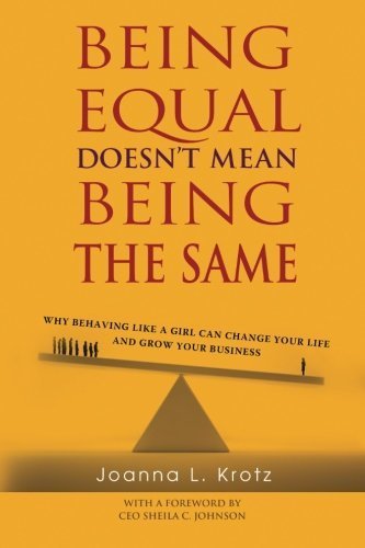 Being Equal Doesn't Mean Being The Same book cover