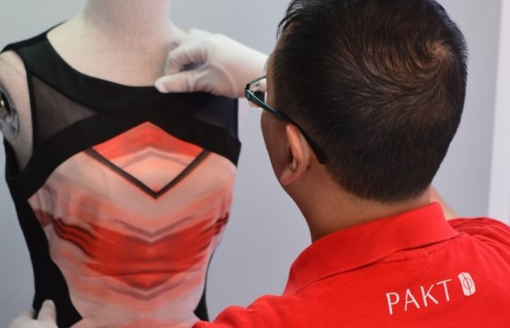 PAKT is a virtual wardrobe service based in Hong Kong