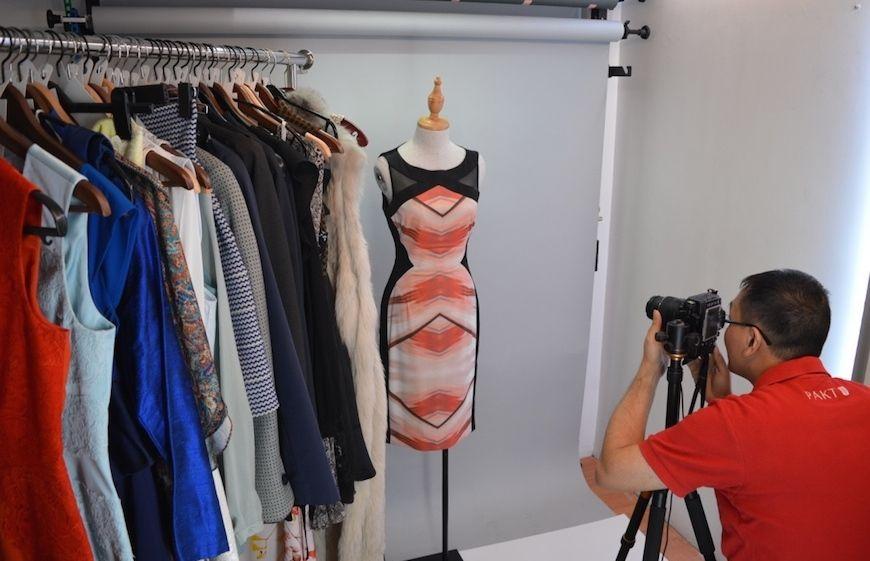 PAKT is a luxury wardrobe solution