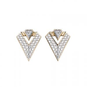 Earings from the Diamonds Unleashed collection