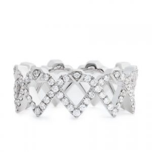 A diamond ring to empower women