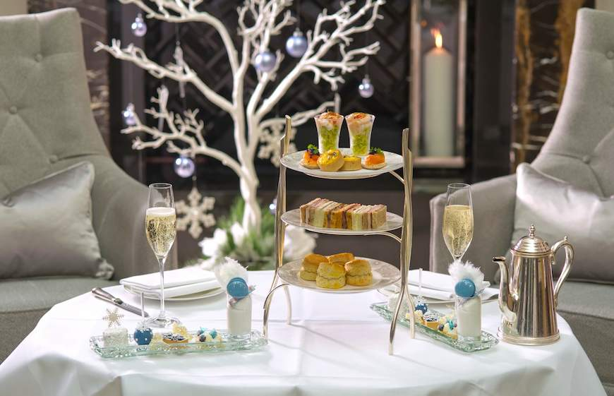The Snow Queen afternoon tea