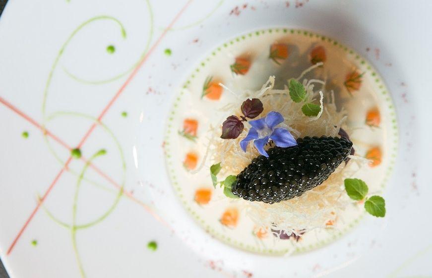 Le Caviar by Joel de Robuchon