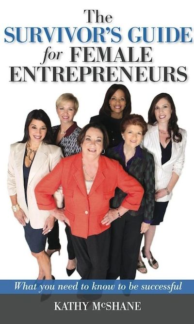The Survivor's Guide for Female Entrepreneurs book cover