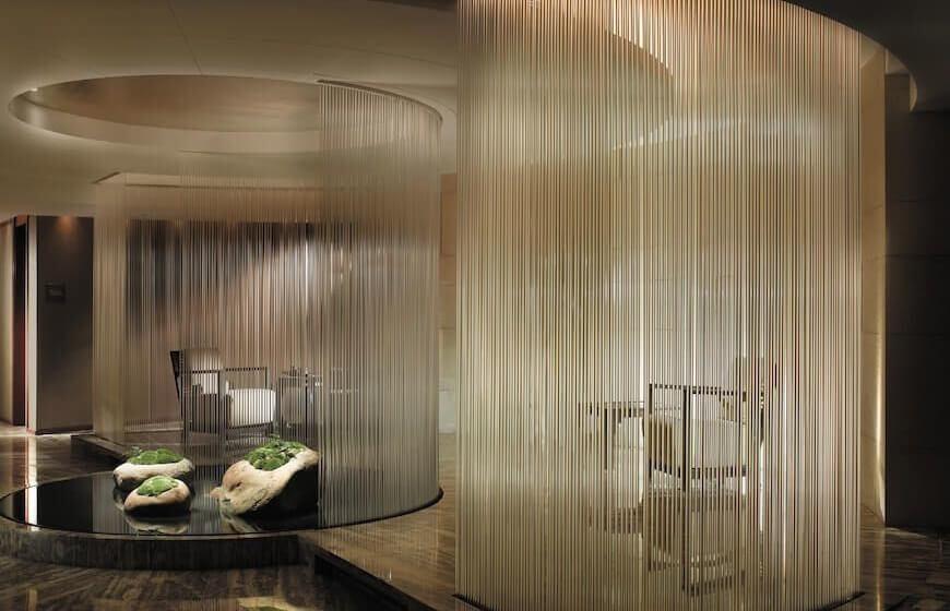 The spa at The Peninsula Hong Kong