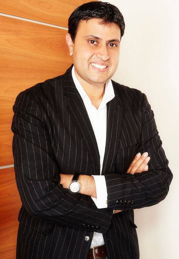 Dharmash Mistry co-founded blow LTD in the UK