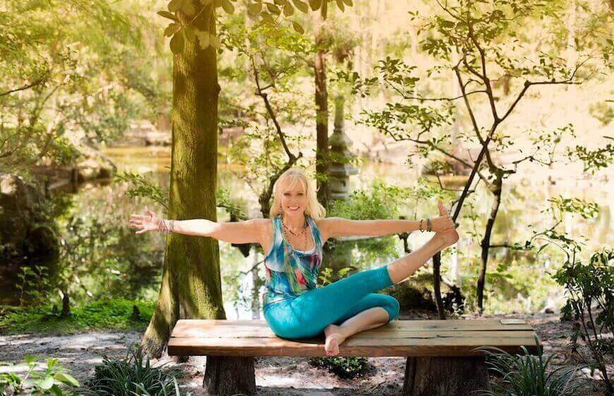 Breathe Yoga Founder