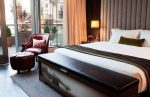 A guest room at Eventi Hotel in New York City