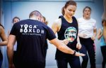 YogaBox fitness class in London
