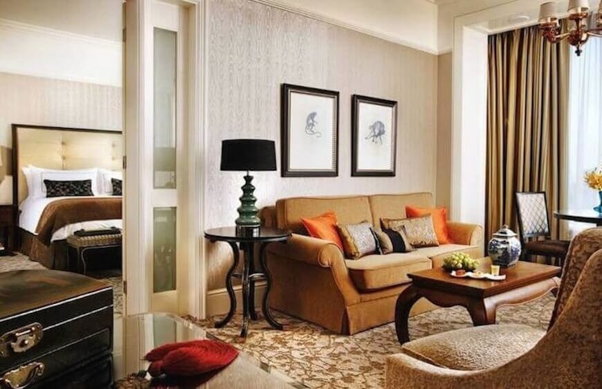 Four Seasons Singapore Suite