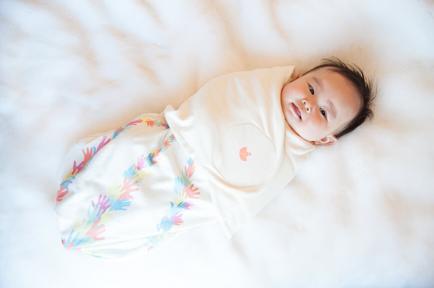 Little Lotus Baby Swaddle