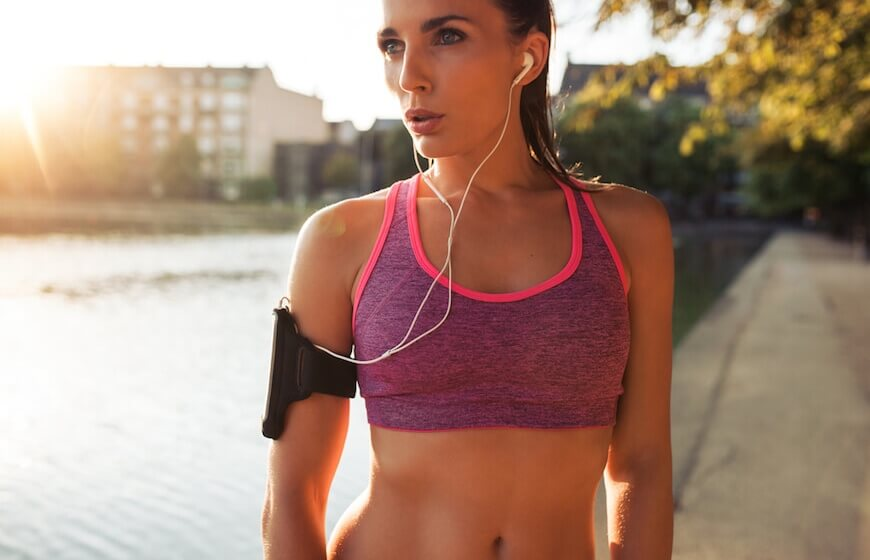 Stay Fit on the Road With This Workout App