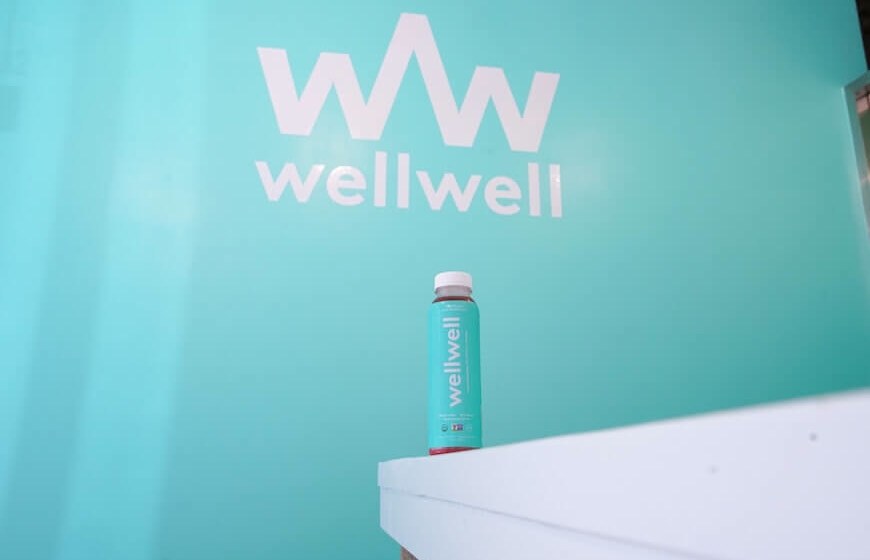 WellWell Pressed Juices NYC