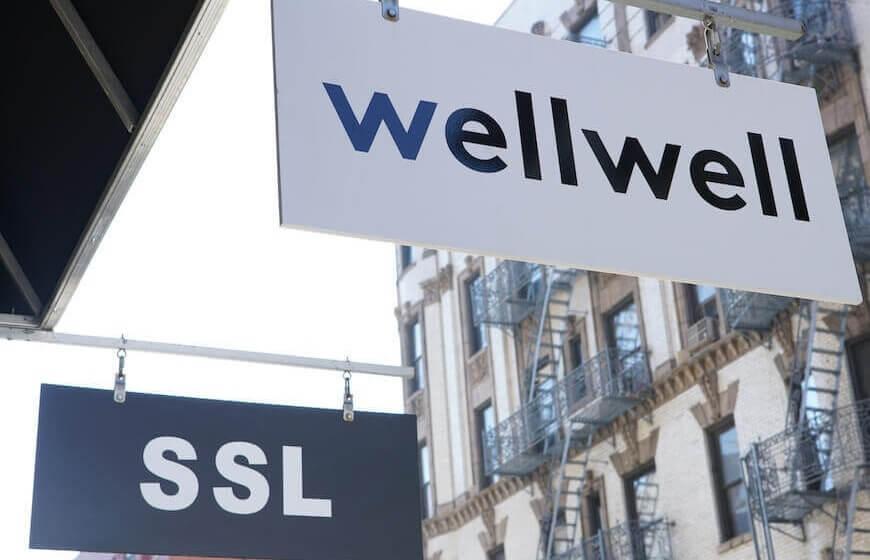 Wellwell NYC Soho Storefront