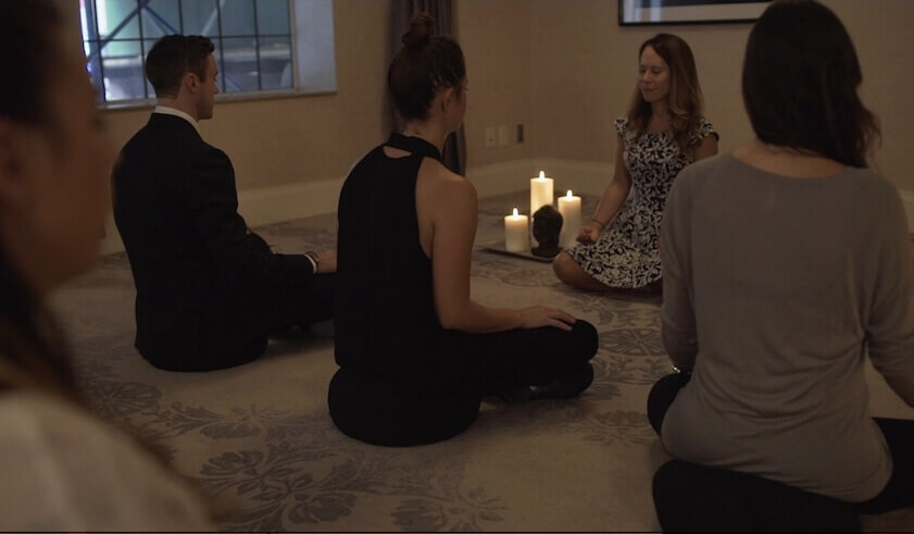 In Room On Demand Meditation