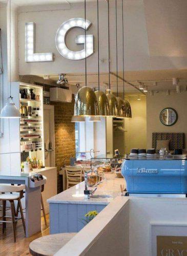 Interior London Grace Nail Treatments