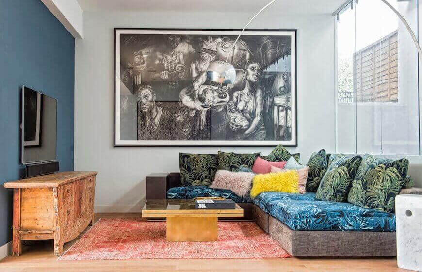 Jo Berryman Studio Interior