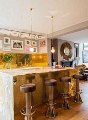 Jo Berryman Studio Kitchen Living