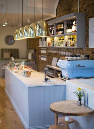 London Nail Bar London Grace Interior