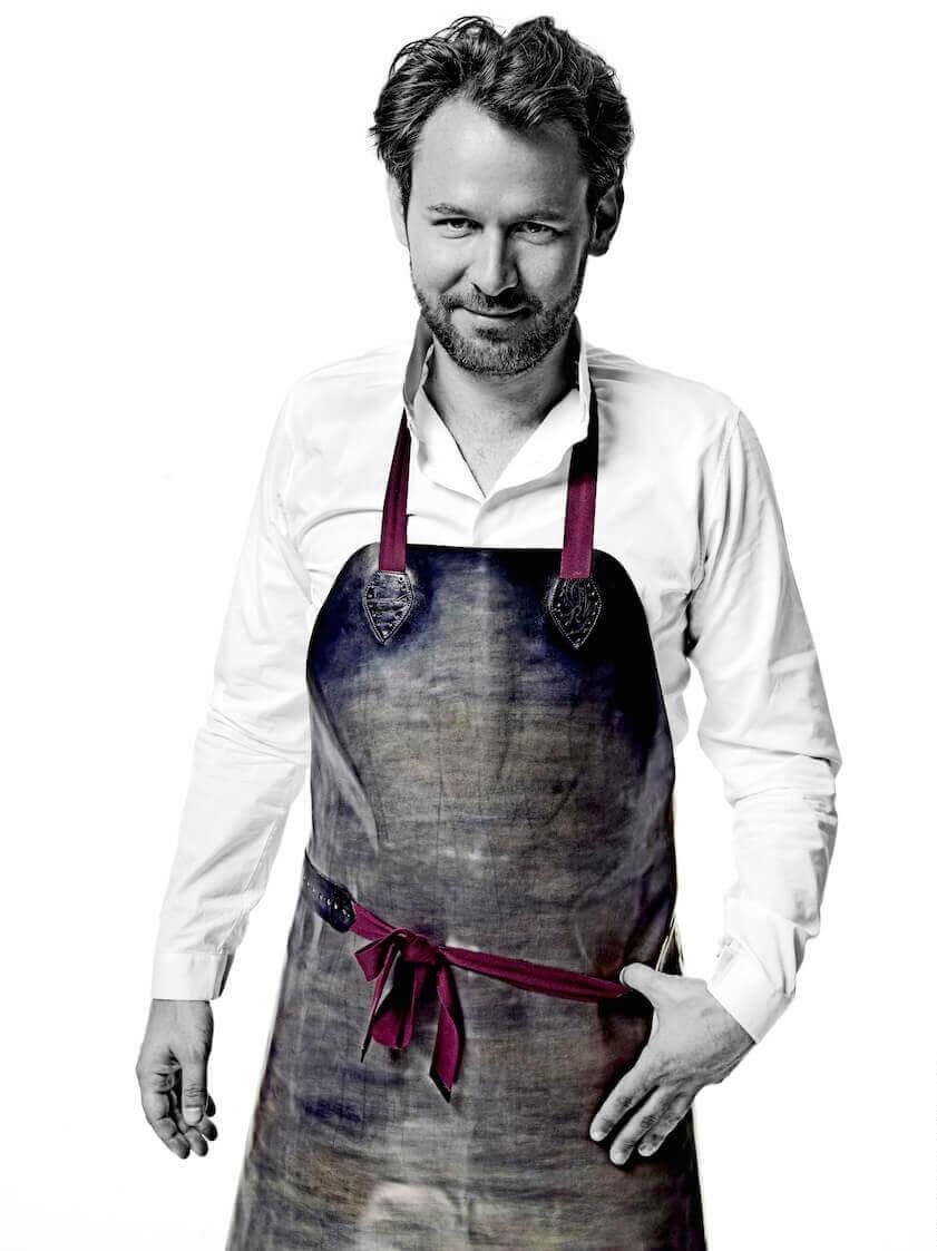 Mathieu Pacaud Chef Divellec