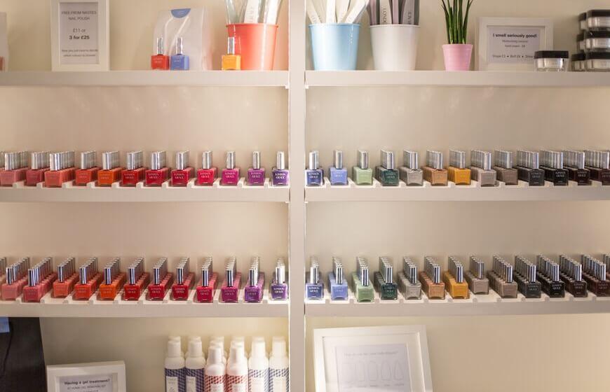Nail Polish Colors London Grace