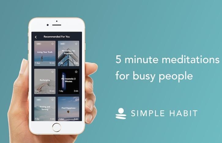 Resultado de imagen de Simple Habit Meditation v