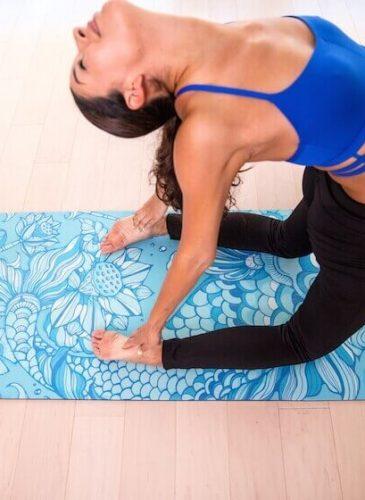 Artletica produces unique yoga mats