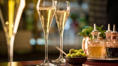 This Champagne Bar Is One of London's Finest