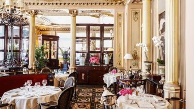 Is This the Best Restaurant in Paris for Business Travel?